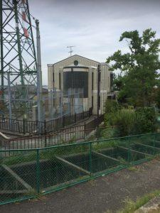 西宮市柏堂市民館外壁・屋上防水改修工事